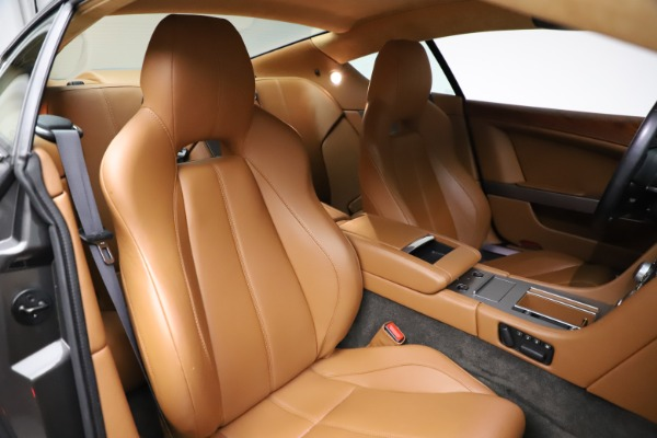 Used 2012 Aston Martin DB9 for sale Call for price at Rolls-Royce Motor Cars Greenwich in Greenwich CT 06830 19