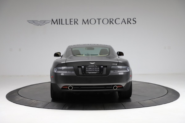 Used 2012 Aston Martin DB9 for sale Call for price at Rolls-Royce Motor Cars Greenwich in Greenwich CT 06830 5