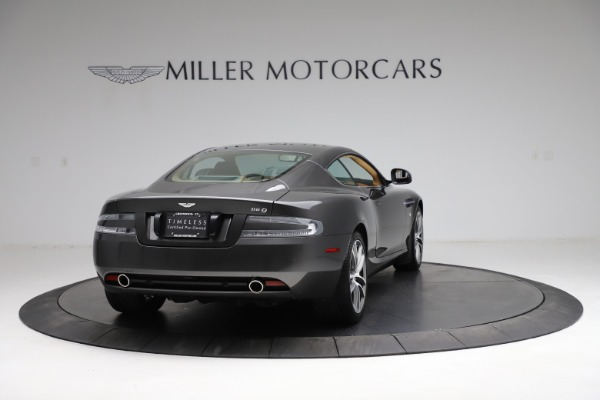 Used 2012 Aston Martin DB9 for sale Call for price at Rolls-Royce Motor Cars Greenwich in Greenwich CT 06830 6