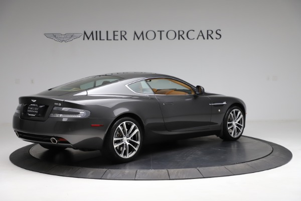 Used 2012 Aston Martin DB9 for sale Call for price at Rolls-Royce Motor Cars Greenwich in Greenwich CT 06830 7