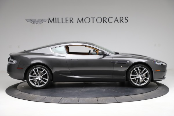 Used 2012 Aston Martin DB9 for sale Call for price at Rolls-Royce Motor Cars Greenwich in Greenwich CT 06830 8