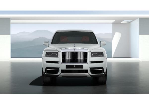 New 2021 Rolls-Royce Cullinan for sale $391,375 at Rolls-Royce Motor Cars Greenwich in Greenwich CT 06830 2