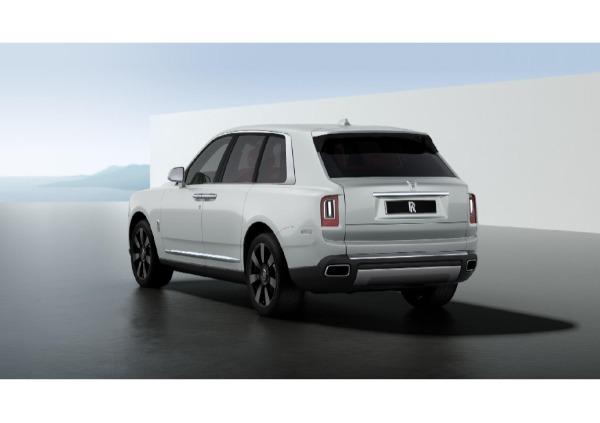 New 2021 Rolls-Royce Cullinan for sale $391,375 at Rolls-Royce Motor Cars Greenwich in Greenwich CT 06830 3