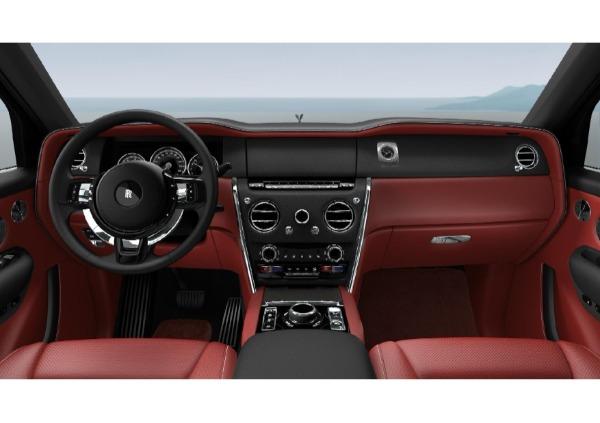 New 2021 Rolls-Royce Cullinan for sale $391,375 at Rolls-Royce Motor Cars Greenwich in Greenwich CT 06830 5