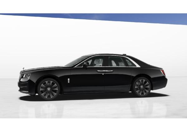 New 2021 Rolls-Royce Ghost for sale $378,350 at Rolls-Royce Motor Cars Greenwich in Greenwich CT 06830 2
