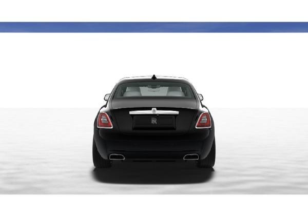 New 2021 Rolls-Royce Ghost for sale $378,350 at Rolls-Royce Motor Cars Greenwich in Greenwich CT 06830 3