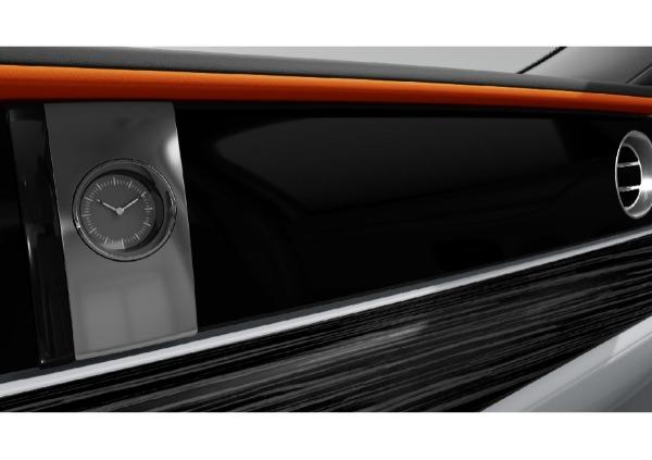 New 2021 Rolls-Royce Ghost for sale $378,350 at Rolls-Royce Motor Cars Greenwich in Greenwich CT 06830 4