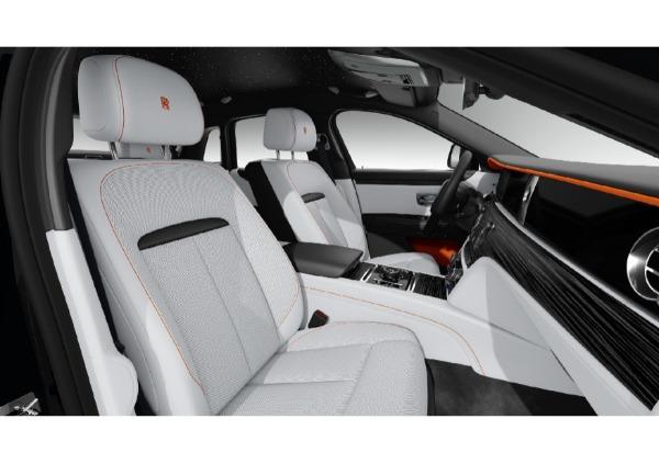 New 2021 Rolls-Royce Ghost for sale $378,350 at Rolls-Royce Motor Cars Greenwich in Greenwich CT 06830 5