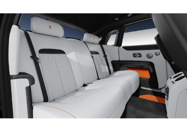 New 2021 Rolls-Royce Ghost for sale $378,350 at Rolls-Royce Motor Cars Greenwich in Greenwich CT 06830 6