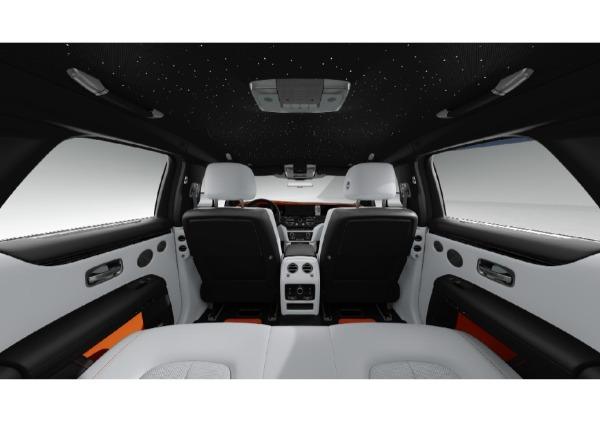 New 2021 Rolls-Royce Ghost for sale $378,350 at Rolls-Royce Motor Cars Greenwich in Greenwich CT 06830 7