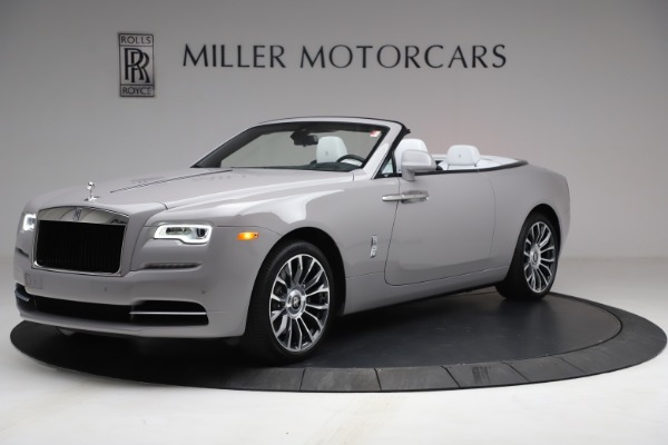 New 2021 Rolls-Royce Dawn for sale $405,850 at Rolls-Royce Motor Cars Greenwich in Greenwich CT 06830 3