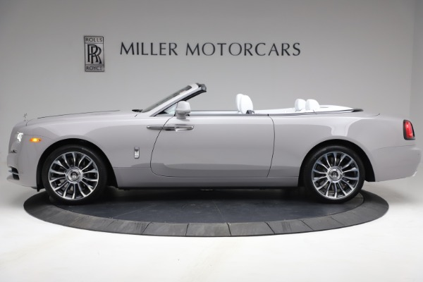 New 2021 Rolls-Royce Dawn for sale $405,850 at Rolls-Royce Motor Cars Greenwich in Greenwich CT 06830 4