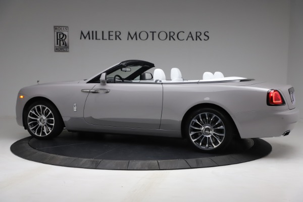 New 2021 Rolls-Royce Dawn for sale $405,850 at Rolls-Royce Motor Cars Greenwich in Greenwich CT 06830 5