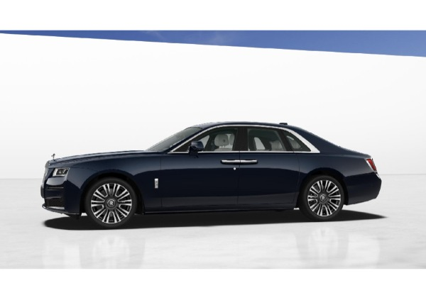 New 2021 Rolls-Royce Ghost for sale $382,250 at Rolls-Royce Motor Cars Greenwich in Greenwich CT 06830 2
