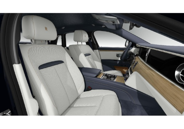 New 2021 Rolls-Royce Ghost for sale $382,250 at Rolls-Royce Motor Cars Greenwich in Greenwich CT 06830 4