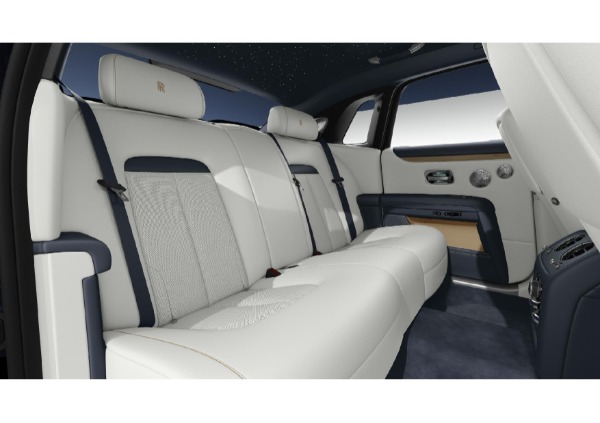 New 2021 Rolls-Royce Ghost for sale $382,250 at Rolls-Royce Motor Cars Greenwich in Greenwich CT 06830 7