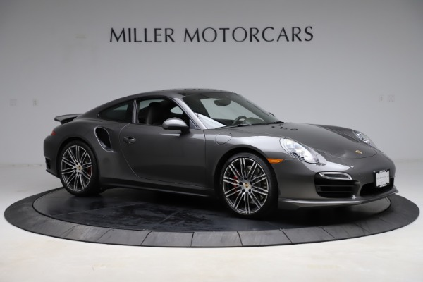 Used 2015 Porsche 911 Turbo for sale $109,900 at Rolls-Royce Motor Cars Greenwich in Greenwich CT 06830 10