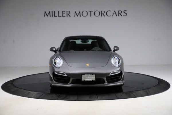 Used 2015 Porsche 911 Turbo for sale $109,900 at Rolls-Royce Motor Cars Greenwich in Greenwich CT 06830 12