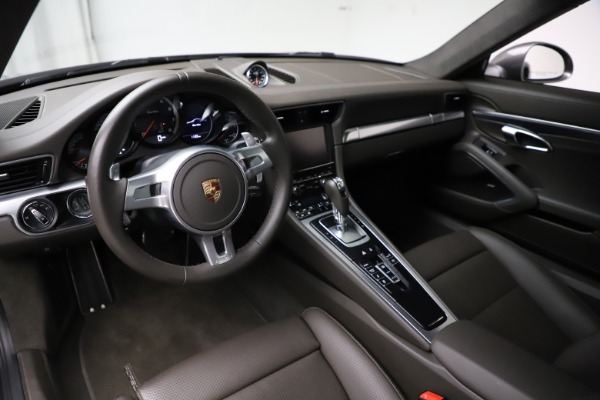 Used 2015 Porsche 911 Turbo for sale $109,900 at Rolls-Royce Motor Cars Greenwich in Greenwich CT 06830 13