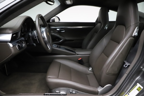 Used 2015 Porsche 911 Turbo for sale $109,900 at Rolls-Royce Motor Cars Greenwich in Greenwich CT 06830 14