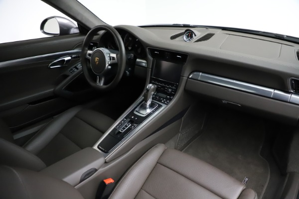 Used 2015 Porsche 911 Turbo for sale $109,900 at Rolls-Royce Motor Cars Greenwich in Greenwich CT 06830 20