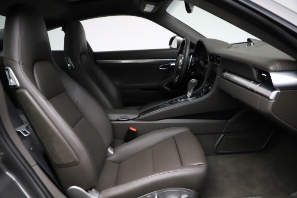 Used 2015 Porsche 911 Turbo for sale $109,900 at Rolls-Royce Motor Cars Greenwich in Greenwich CT 06830 21