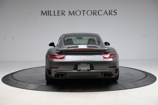 Used 2015 Porsche 911 Turbo for sale $109,900 at Rolls-Royce Motor Cars Greenwich in Greenwich CT 06830 6