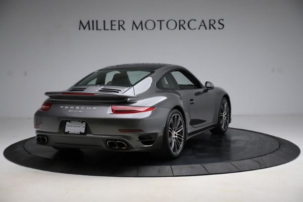 Used 2015 Porsche 911 Turbo for sale $109,900 at Rolls-Royce Motor Cars Greenwich in Greenwich CT 06830 7