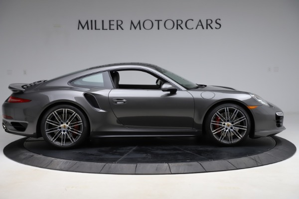 Used 2015 Porsche 911 Turbo for sale $109,900 at Rolls-Royce Motor Cars Greenwich in Greenwich CT 06830 9