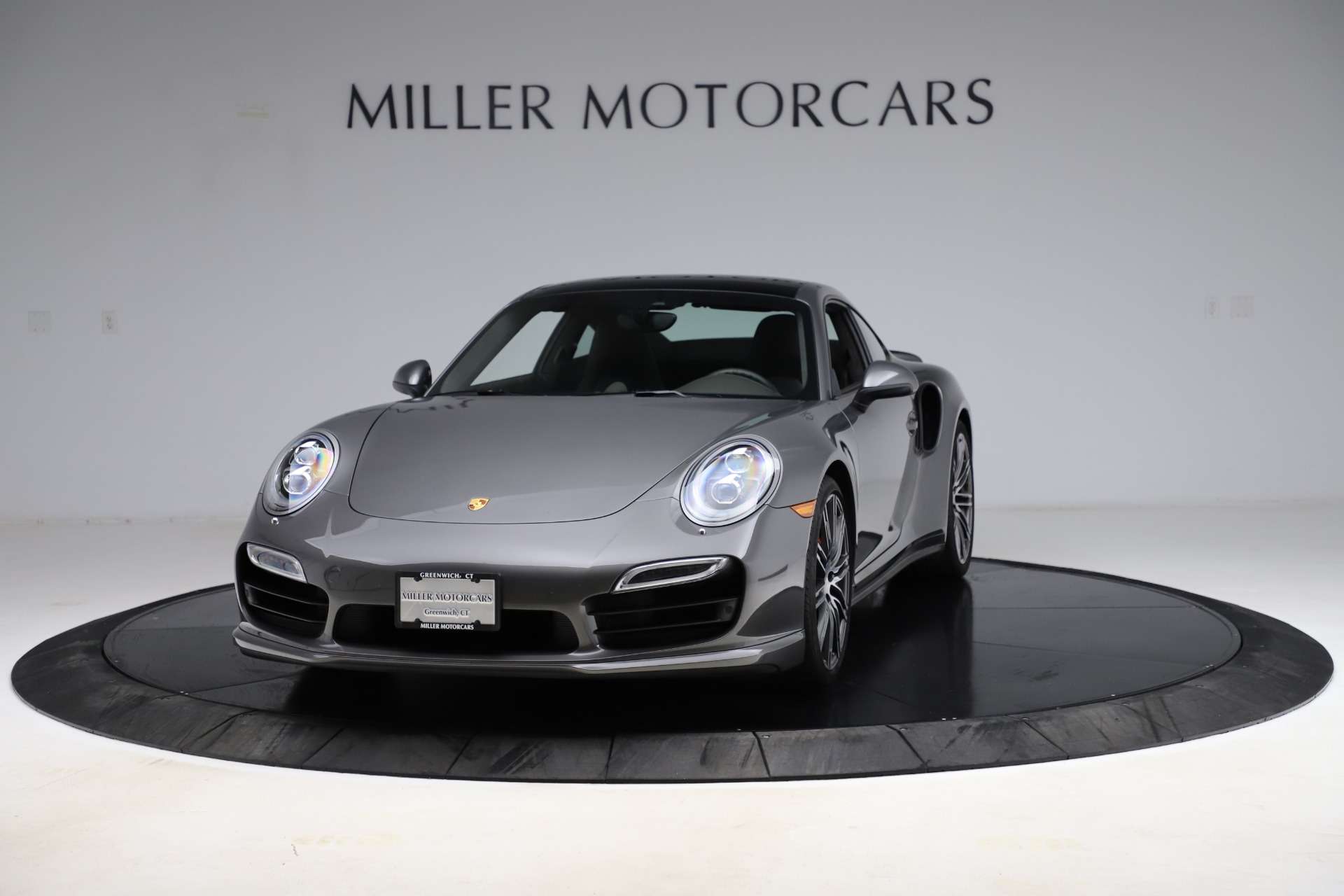 Used 2015 Porsche 911 Turbo for sale $109,900 at Rolls-Royce Motor Cars Greenwich in Greenwich CT 06830 1