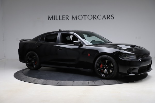 Used 2018 Dodge Charger SRT Hellcat for sale $59,900 at Rolls-Royce Motor Cars Greenwich in Greenwich CT 06830 10