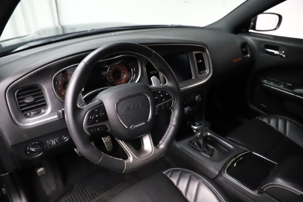 Used 2018 Dodge Charger SRT Hellcat for sale $59,900 at Rolls-Royce Motor Cars Greenwich in Greenwich CT 06830 13