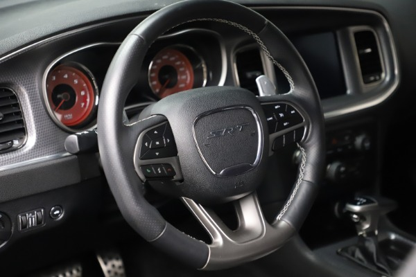 Used 2018 Dodge Charger SRT Hellcat for sale $59,900 at Rolls-Royce Motor Cars Greenwich in Greenwich CT 06830 18