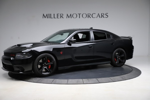 Used 2018 Dodge Charger SRT Hellcat for sale $59,900 at Rolls-Royce Motor Cars Greenwich in Greenwich CT 06830 2
