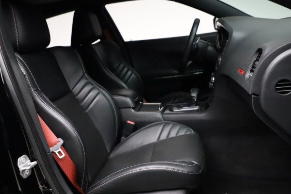 Used 2018 Dodge Charger SRT Hellcat for sale $59,900 at Rolls-Royce Motor Cars Greenwich in Greenwich CT 06830 22
