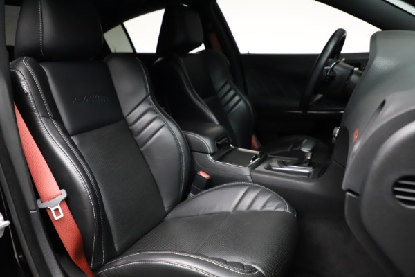 Used 2018 Dodge Charger SRT Hellcat for sale $59,900 at Rolls-Royce Motor Cars Greenwich in Greenwich CT 06830 23