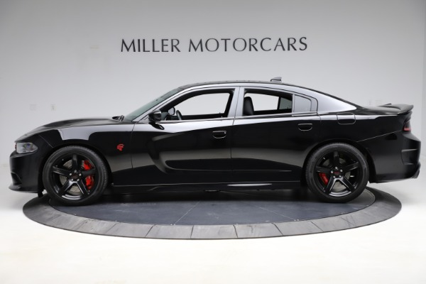 Used 2018 Dodge Charger SRT Hellcat for sale $59,900 at Rolls-Royce Motor Cars Greenwich in Greenwich CT 06830 3