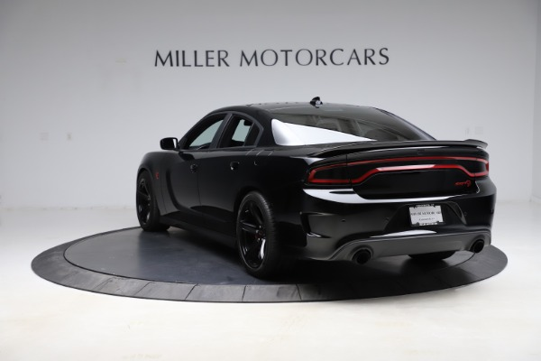 Used 2018 Dodge Charger SRT Hellcat for sale $59,900 at Rolls-Royce Motor Cars Greenwich in Greenwich CT 06830 5