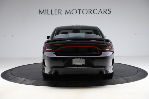 Used 2018 Dodge Charger SRT Hellcat for sale $59,900 at Rolls-Royce Motor Cars Greenwich in Greenwich CT 06830 6