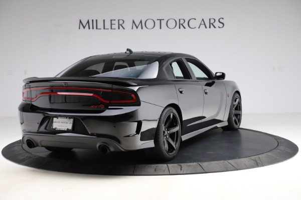 Used 2018 Dodge Charger SRT Hellcat for sale $59,900 at Rolls-Royce Motor Cars Greenwich in Greenwich CT 06830 7