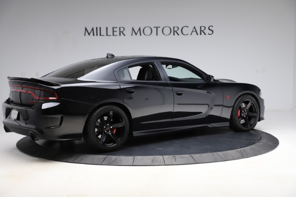 Used 2018 Dodge Charger SRT Hellcat for sale $59,900 at Rolls-Royce Motor Cars Greenwich in Greenwich CT 06830 8