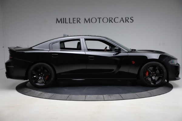 Used 2018 Dodge Charger SRT Hellcat for sale $59,900 at Rolls-Royce Motor Cars Greenwich in Greenwich CT 06830 9