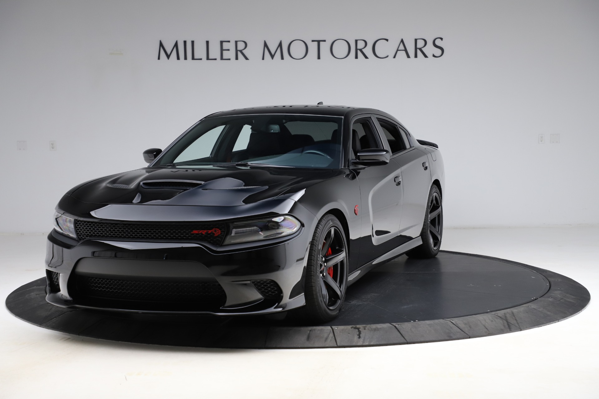 Used 2018 Dodge Charger SRT Hellcat for sale $59,900 at Rolls-Royce Motor Cars Greenwich in Greenwich CT 06830 1