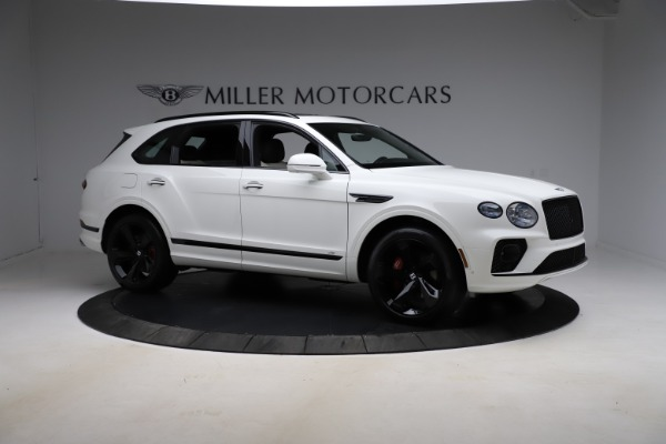 New 2021 Bentley Bentayga V8 for sale Call for price at Rolls-Royce Motor Cars Greenwich in Greenwich CT 06830 10
