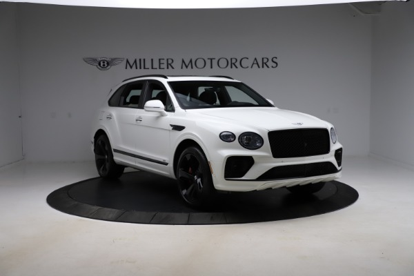 New 2021 Bentley Bentayga V8 for sale Call for price at Rolls-Royce Motor Cars Greenwich in Greenwich CT 06830 11