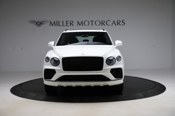 New 2021 Bentley Bentayga V8 for sale Call for price at Rolls-Royce Motor Cars Greenwich in Greenwich CT 06830 12