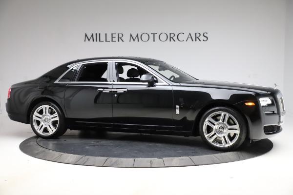 Used 2016 Rolls-Royce Ghost for sale $165,900 at Rolls-Royce Motor Cars Greenwich in Greenwich CT 06830 10