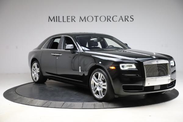 Used 2016 Rolls-Royce Ghost for sale $165,900 at Rolls-Royce Motor Cars Greenwich in Greenwich CT 06830 11