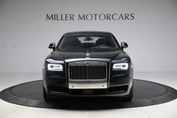 Used 2016 Rolls-Royce Ghost for sale $165,900 at Rolls-Royce Motor Cars Greenwich in Greenwich CT 06830 12