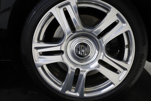 Used 2016 Rolls-Royce Ghost for sale $165,900 at Rolls-Royce Motor Cars Greenwich in Greenwich CT 06830 13